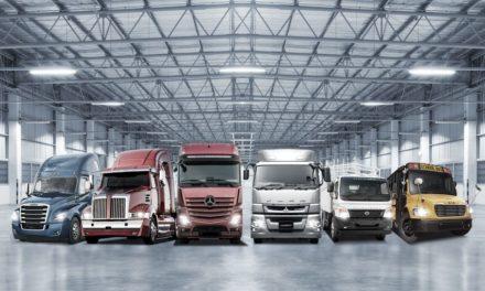 Daimler Trucks tem seu melhor ano de vendas