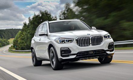 X5 chega na rede BMW com preço a partir de R$ 450 mil