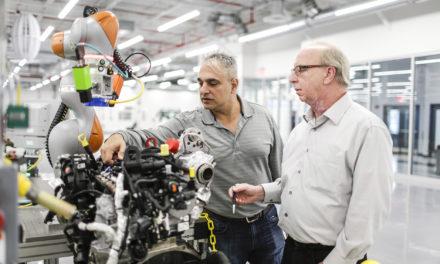 Novo centro de manufatura avançada Ford nos EUA