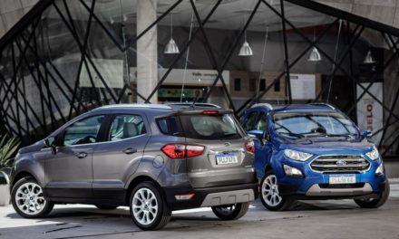 Ford EcoSport tem nova versão Titanium na linha 2020