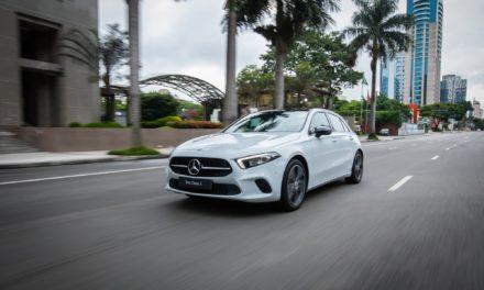 Mercedes-Benz inicia a venda da versão A 250 Vision