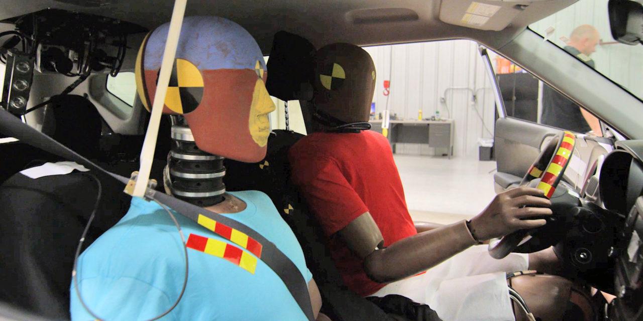 Hyundai desenvolve airbag multicolisão