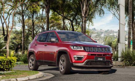 Jeep mantém liderança no mercado de SUVs