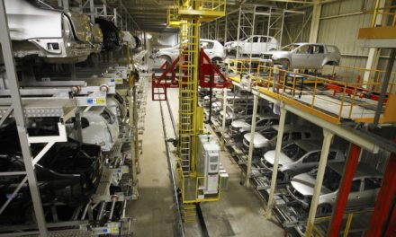 Anfavea projeta produção de 3,14 milhões de veículos este ano