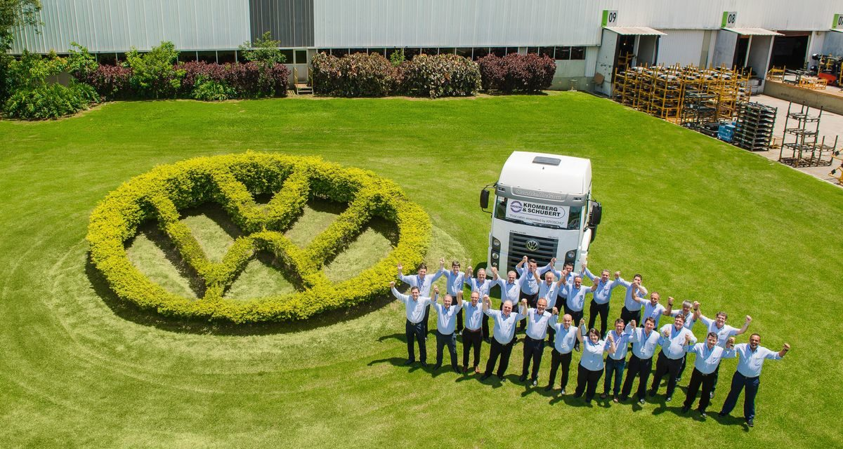 Kroschu substitui Continental na produção da VWCO