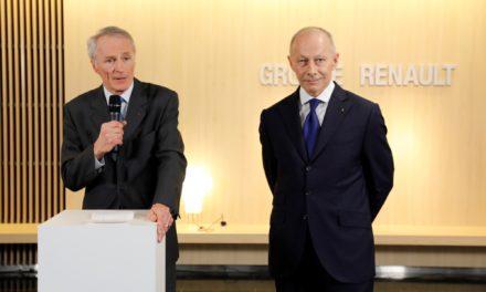 Renault anuncia seus novos dirigentes