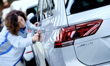 Volkswagen comemora a produção de 5 milhões de Tiguan