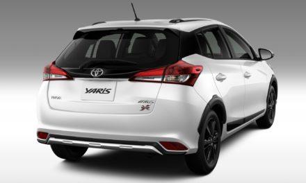 Yaris X-Way chega à rede Toyota por R$ 79 mil