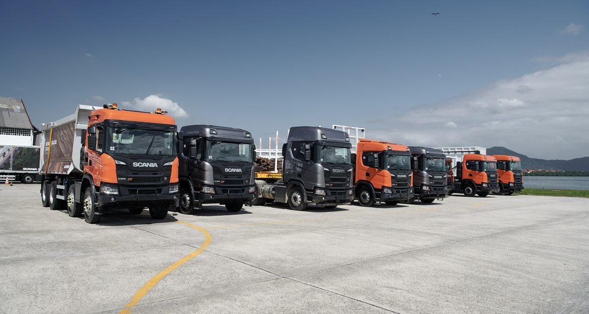 Scania projeta mercado de caminhões de 10% a 20% maior em 2019