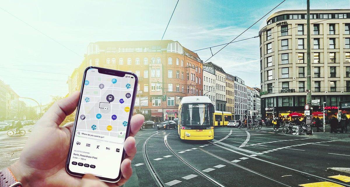 BMW e Daimler: € 1 bilhão em serviços de mobilidade.