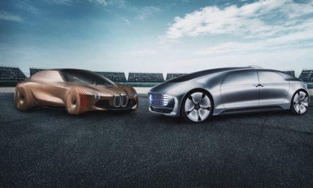 BMW e Daimler reúnem forças para direção autônoma
