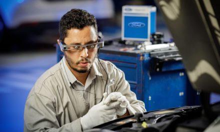 Ford inicia uso de realidade aumentada no pós-venda