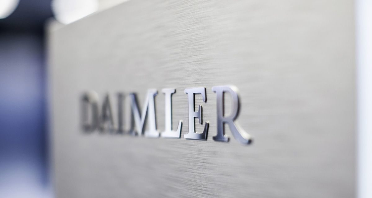 Vendas globais da Daimler avançaram 2,4% em 2018