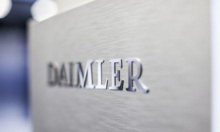 Daimler multada em quase US$ 1 bilhão na Alemanha