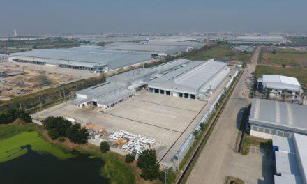 Scania inicia operação industrial na Tailândia