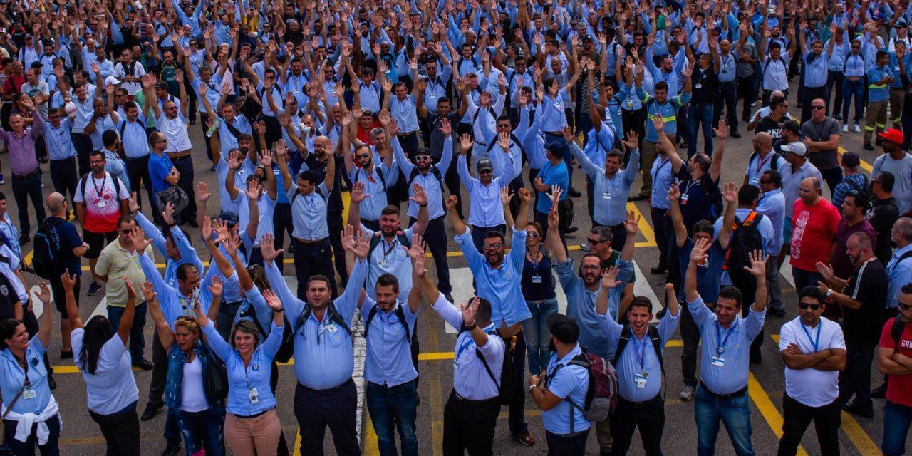 Trabalhadores aceitam proposta da GM para manter fábrica de SJC