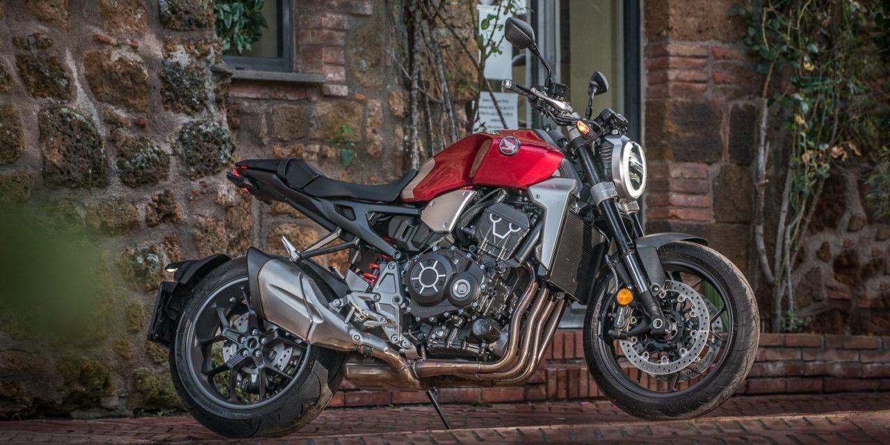 Honda inicia pré-venda da CB 1000R