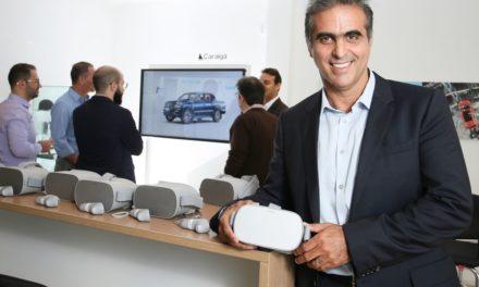 VW inicia introdução de concessionárias digitais na rede