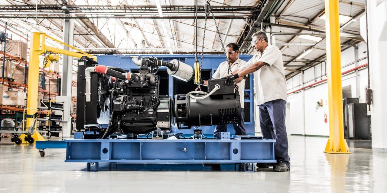 MWM diversifica e inicia a produção de geradores