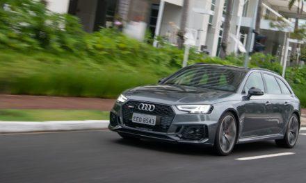 Audi RS 4 Avant chega ao mercado brasileiro