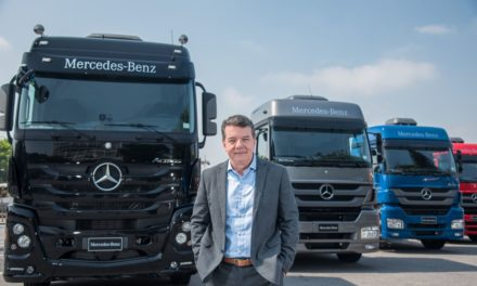 Mercedes-Benz: continuidade do crescimento a toque de caixa.