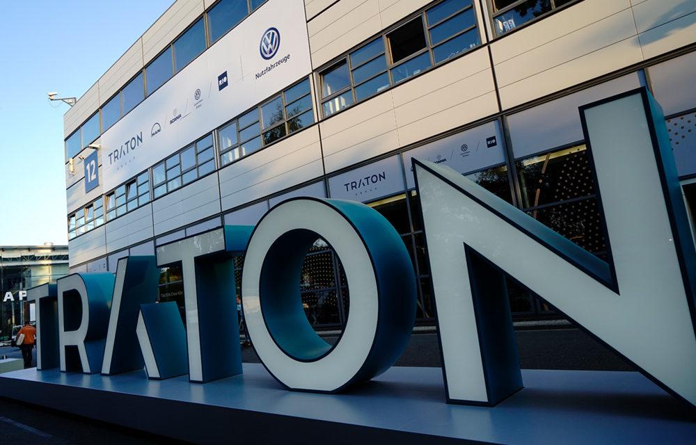 Receita do Grupo Traton cresce 6% no primeiro trimestre