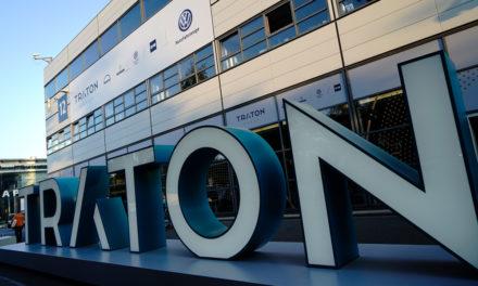 Vendas do Grupo Traton avançam 14% em 2018