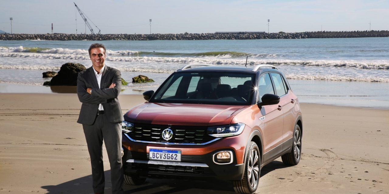 """Pablo Di Si, da Volkswagen: """"Não quero perder dinheiro""""."""