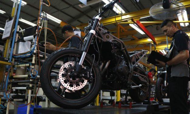Triumph terá motos elétricas