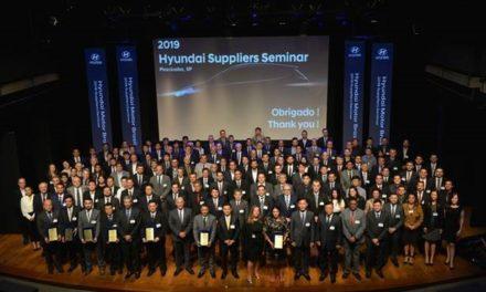 Hyundai reconhece inovação e eficiência dos fornecedores