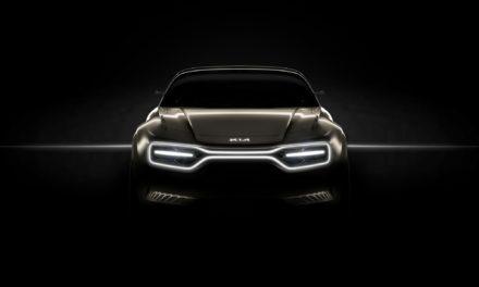 Kia mostra conceito de carro elétrico em Genebra