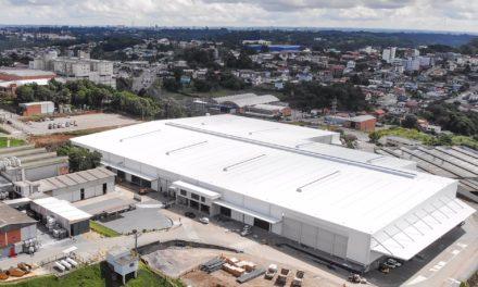Marcopolo inicia operações na nova planta de Ana Rech