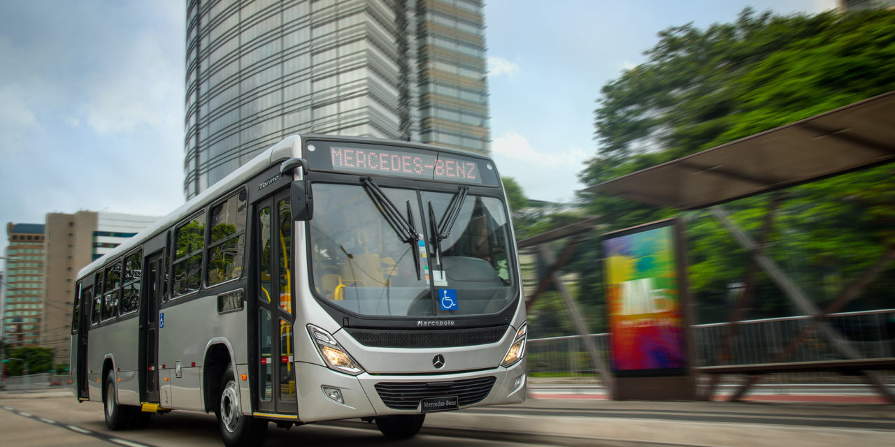 Mercedes-Benz negocia 86 ônibus com o Grupo CSC