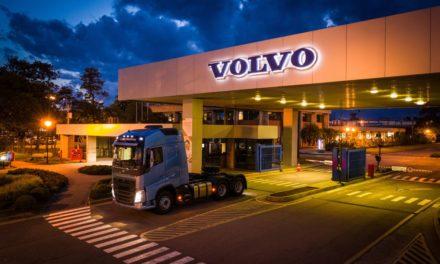 Volvo estima alta de 30% no mercado de caminhões em 2019