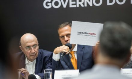 Governo de SP anuncia incentivos ao setor automotivo