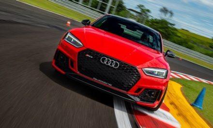 Novo Audi RS 5 Coupé chega no Brasil por R$ 557 mil