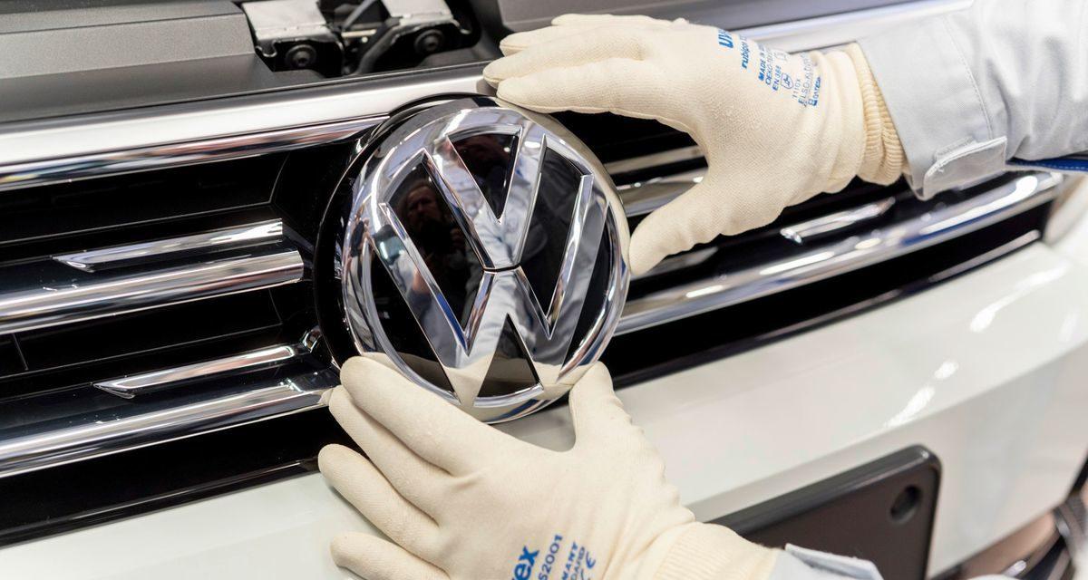 Vendas globais do Grupo VW recuaram 1,8% em fevereiro