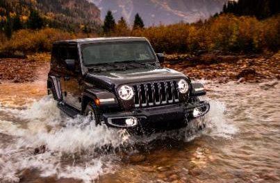 Demanda pelo Jeep Wrangler cresce 58% no ano