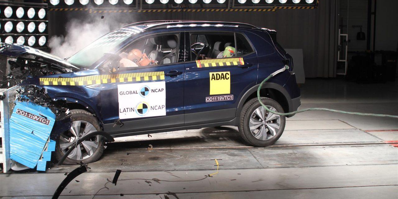 VW coleciona modelos com nota máxima do Latin NCAP