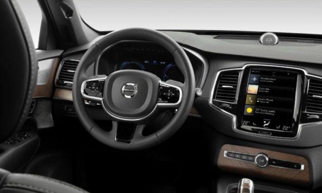 Câmeras monitorarão motoristas nos carros Volvo