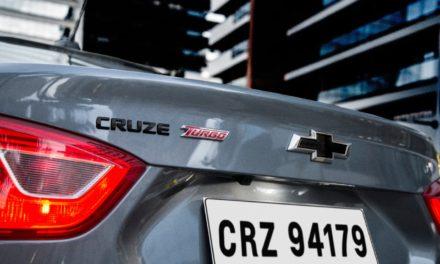 GM encerra produção do Chevrolet Cruze em Ohio