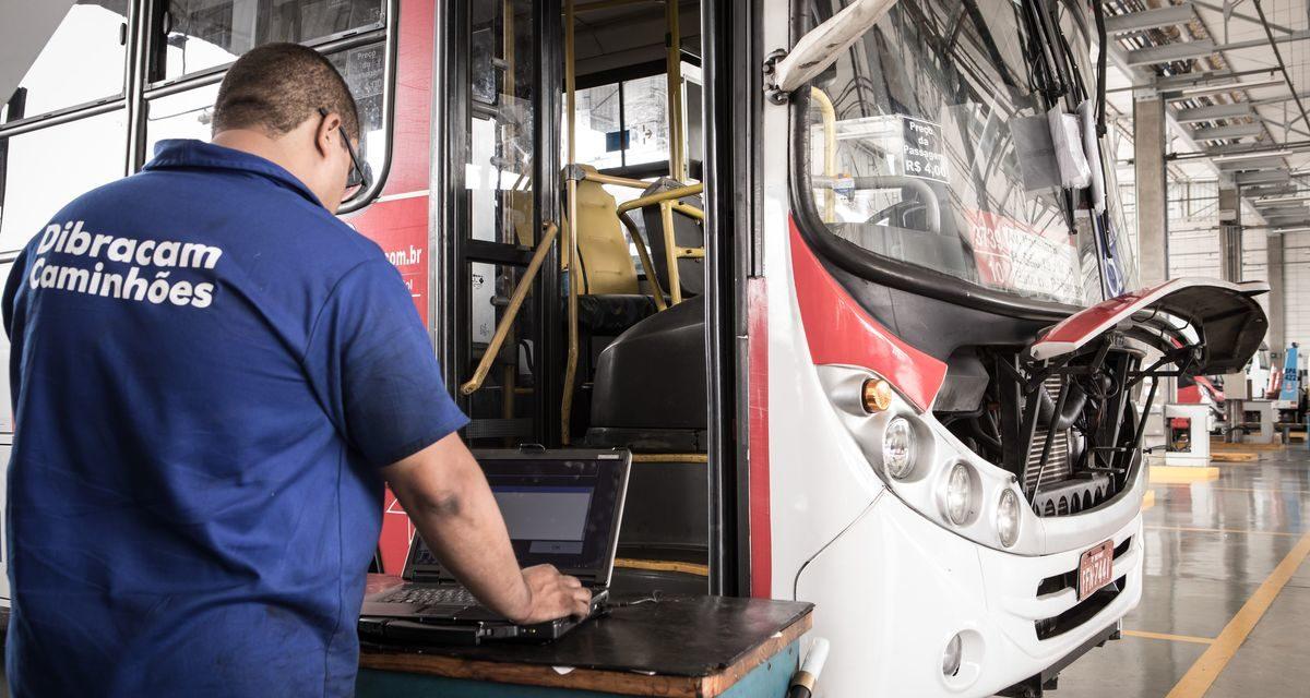 VWCO leva contratos de manutenção ao segmento de ônibus