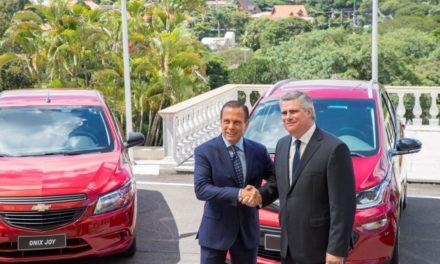 GM confirma R$ 10 bilhões nas duas fábricas paulistas