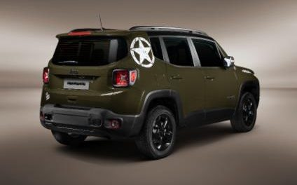 Jeep abre pré-venda do Renegade Willys