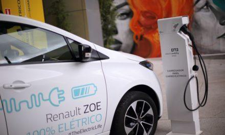 Renault  já vendeu 96 mil veículos elétricos na Europa em 2020