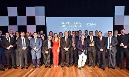 SKF é a grande vencedora do prêmio CNH Industrial