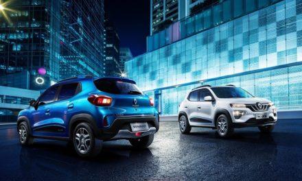 City K-ZE: o elétrico urbano da Renault.