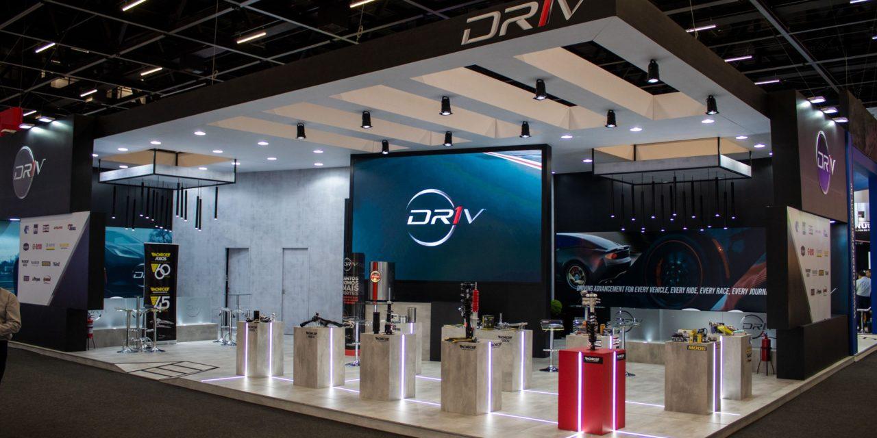 Padrão DRiV tem estreia mundial na Automec