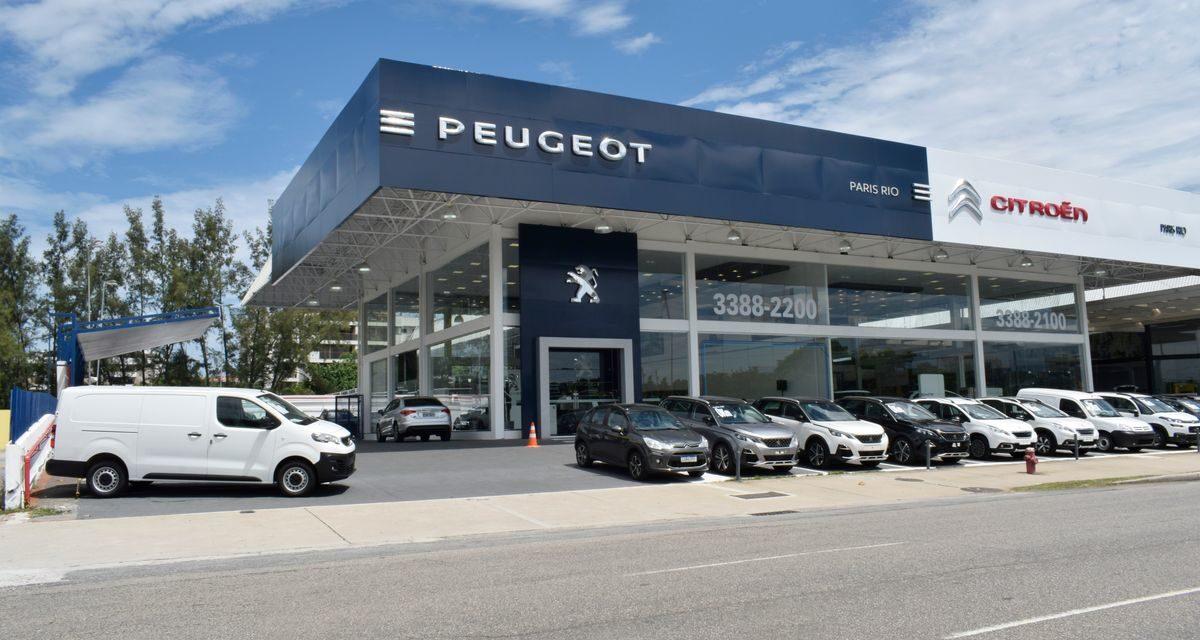 PSA quer dobrar rede Peugeot Citroën em 4 anos