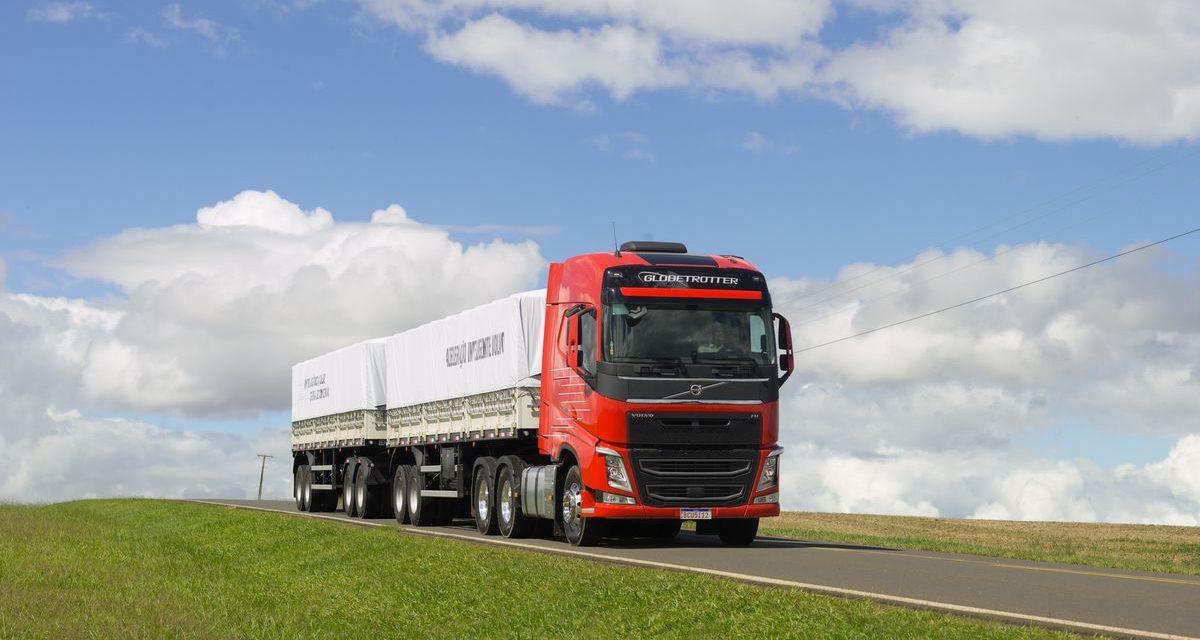 Volvo traz evolução tecnológica na linha 2020